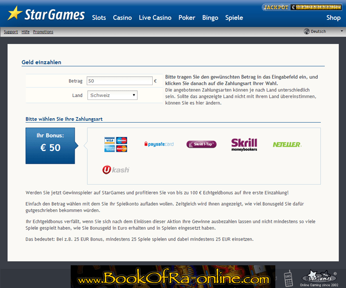 online casino neteller star games book of ra